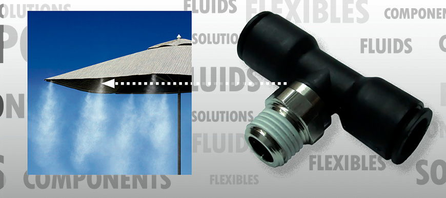 Automatic fittings